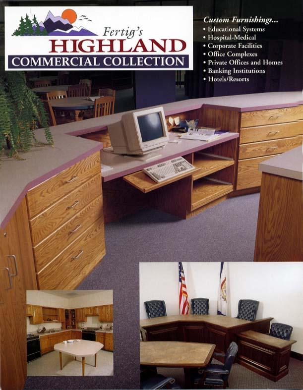 Fertig Cabinet - Commercial