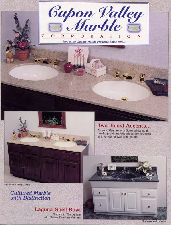 Fertig Cabinet Company - Capon Valley Marble